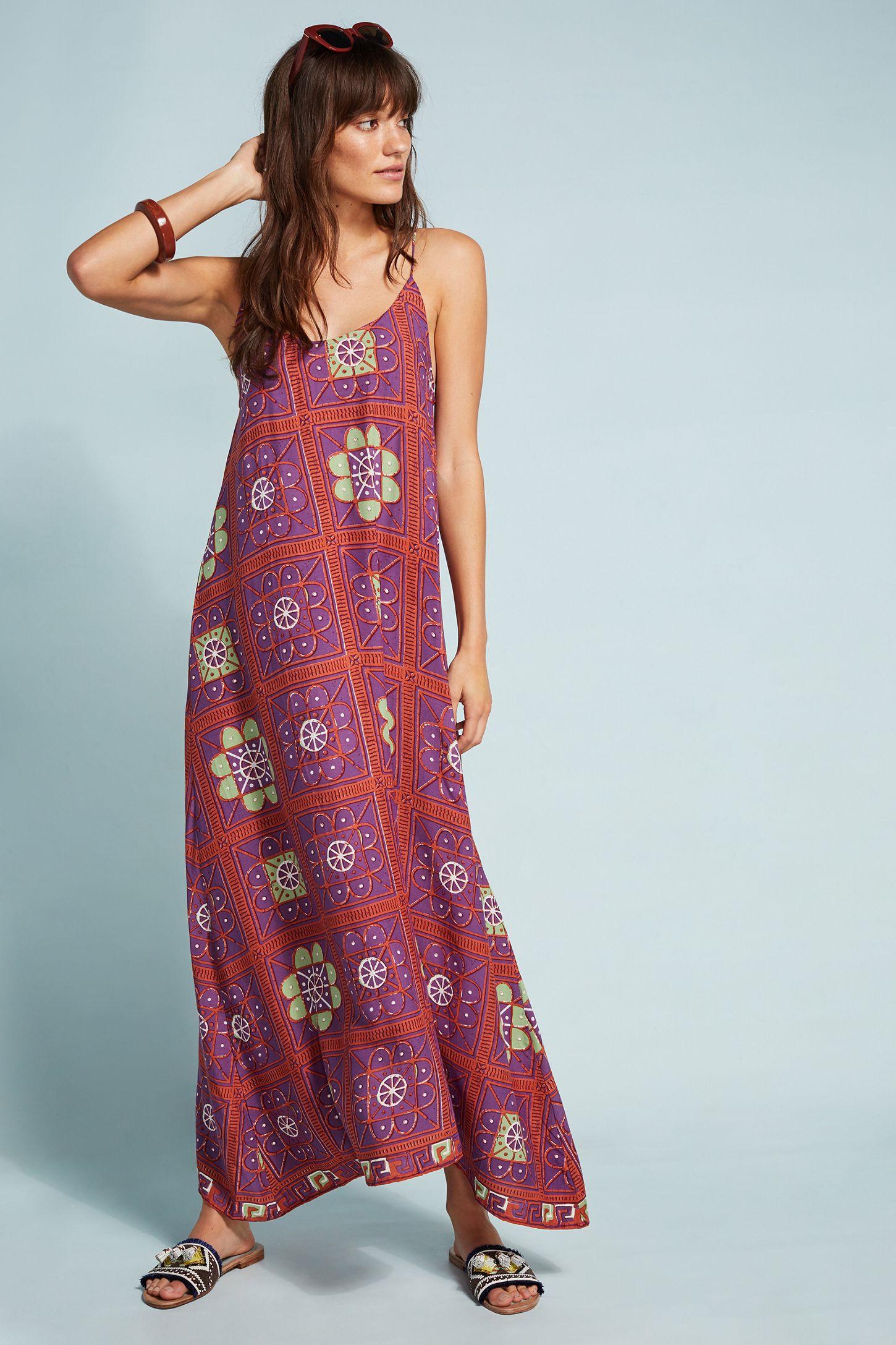 ad9330b5c9f Natalie Martin Heather Maxi Dress