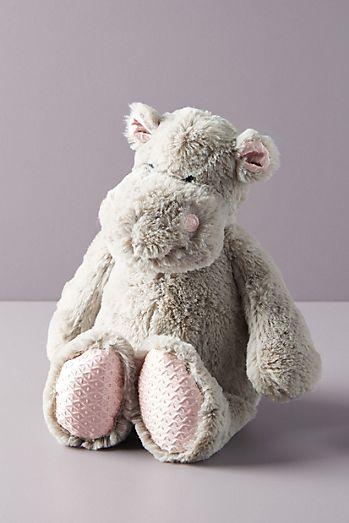 10a48fbbbde Helen the Hippo Stuffed Animal