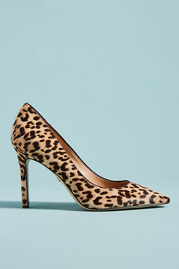 10b8c8b98 Sam Edelman Hazel Leopard-Printed Heels