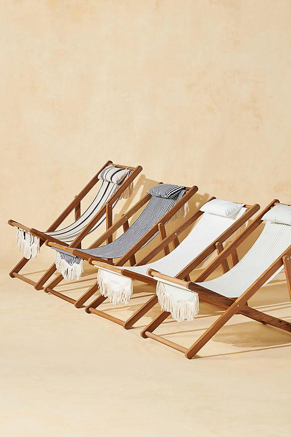 Slide View: 7: Soleil Beach Chair