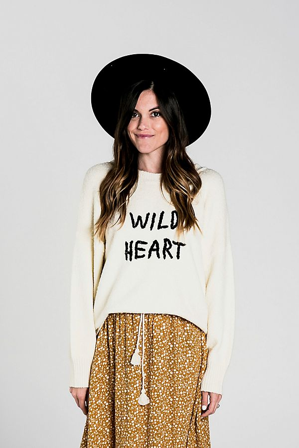 a86a4d6bf6c Rylee + Cru Mommy   Me Wild Heart Cassidy Sweater