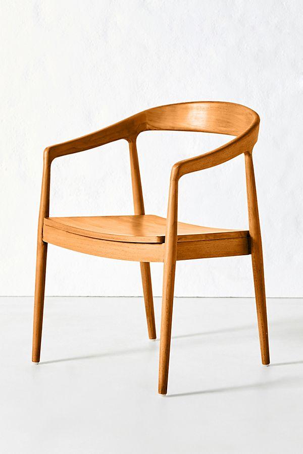Slide View: 2: Ingrid Dining Chair