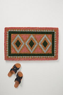 Slide View: 1: Moroccan Doormat