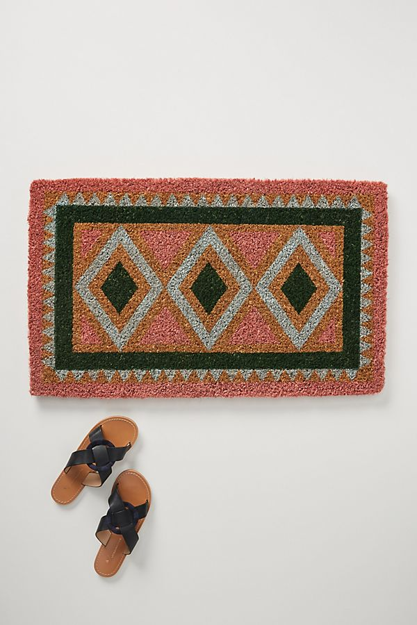 Slide View: 1: Moroccan Doormat