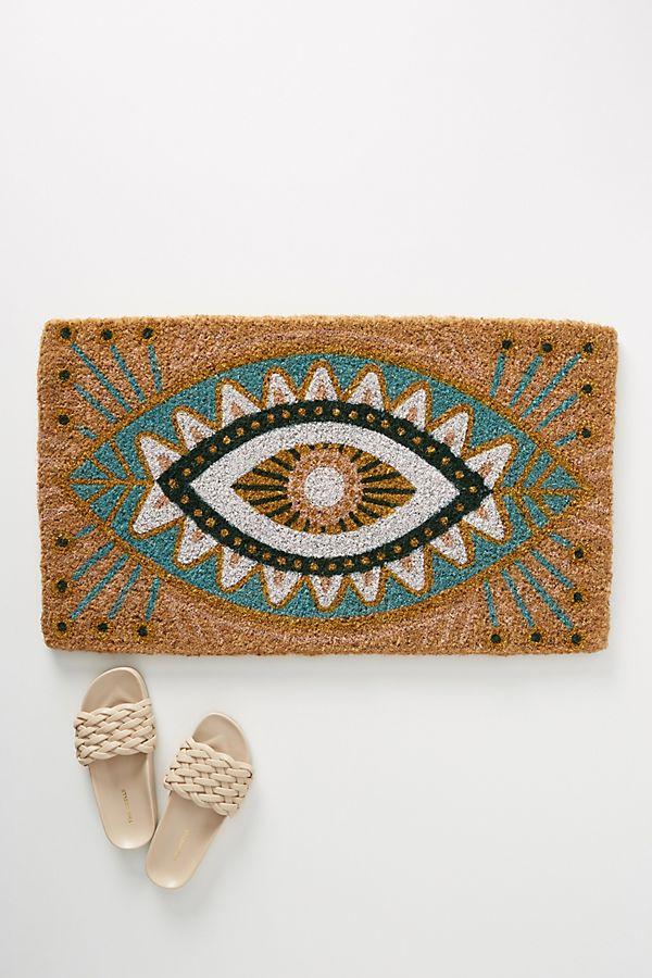 Slide View: 1: Spirit Eye Doormat