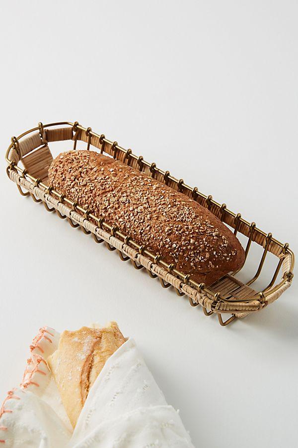 Slide View: 1: Chaima Bread Basket
