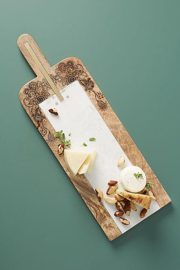Slide View: 1: Khadija Cheese Board