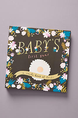 Baby's First Year by Anthropologie