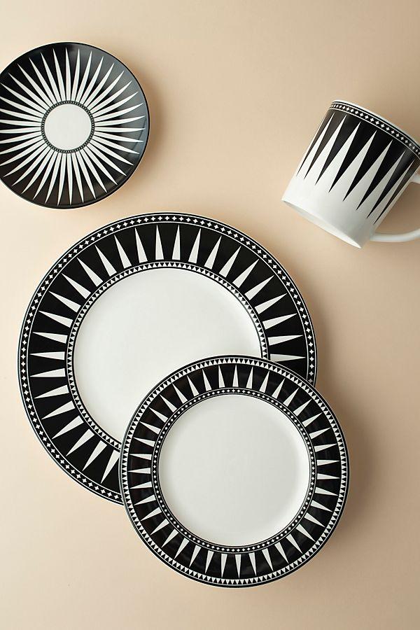 Slide View: 2: Caskata Marrakech Dinner Plate