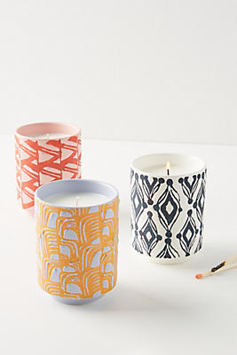 Slide View: 2: Zola Candle