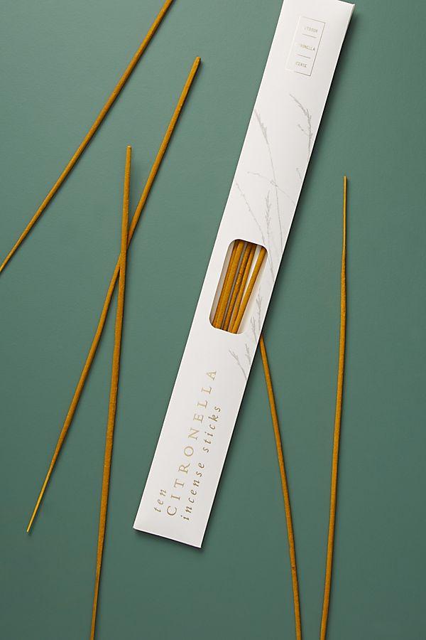 Slide View: 1: Citronella Incense Sticks