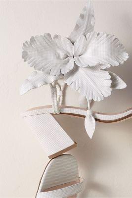 Cecelia New York Hibiscus Heels by Cecelia New York