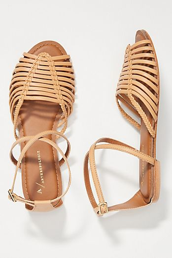 Anthropologie Edie Woven Sandals eb7c8ae3f