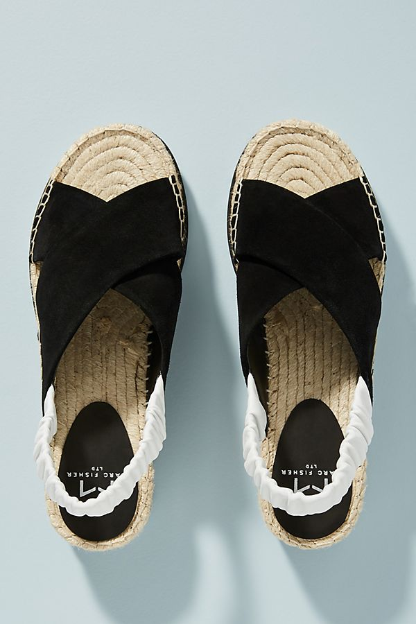 863c6ed0cd58 Marc Fisher LTD Pella Platform Espadrille Sandals