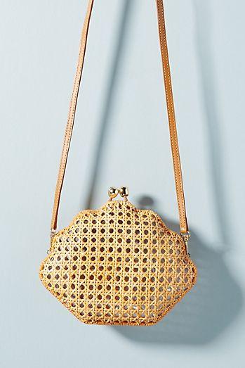 39e31352138e Serpui Marie Bela Shell Crossbody Bag