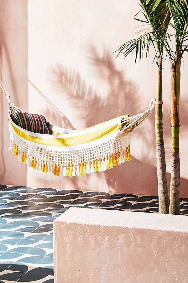Phenomenal Canyon Fringe Hammock Evergreenethics Interior Chair Design Evergreenethicsorg