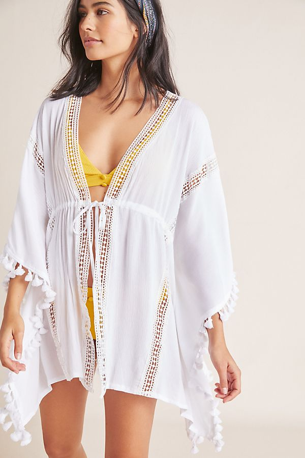 Slide View: 1: Michael Stars Honeymoon Caftan