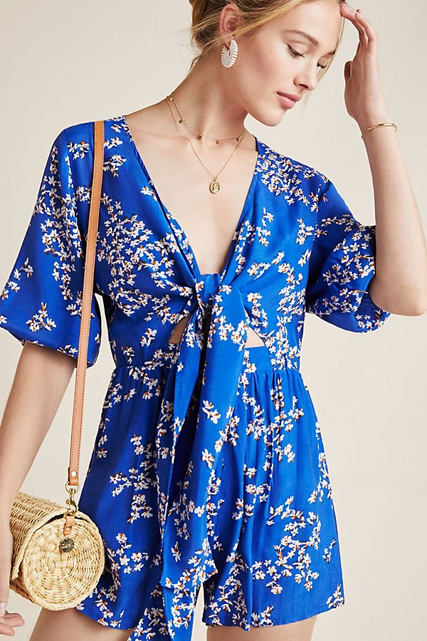 Slide View: 1: Faithfull Sophie Romper