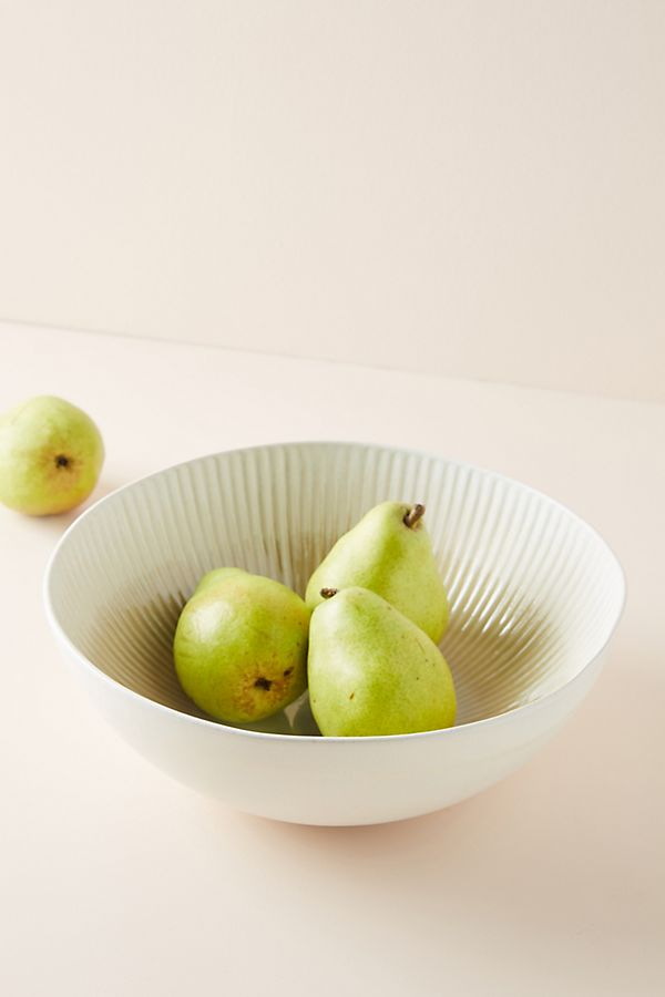 Cortina Serving Bowl by Anthropologie
