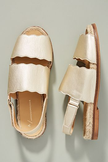 3802cd61476 Gold - Sale Shoes - Boots, Heels, Flats & More | Anthropologie