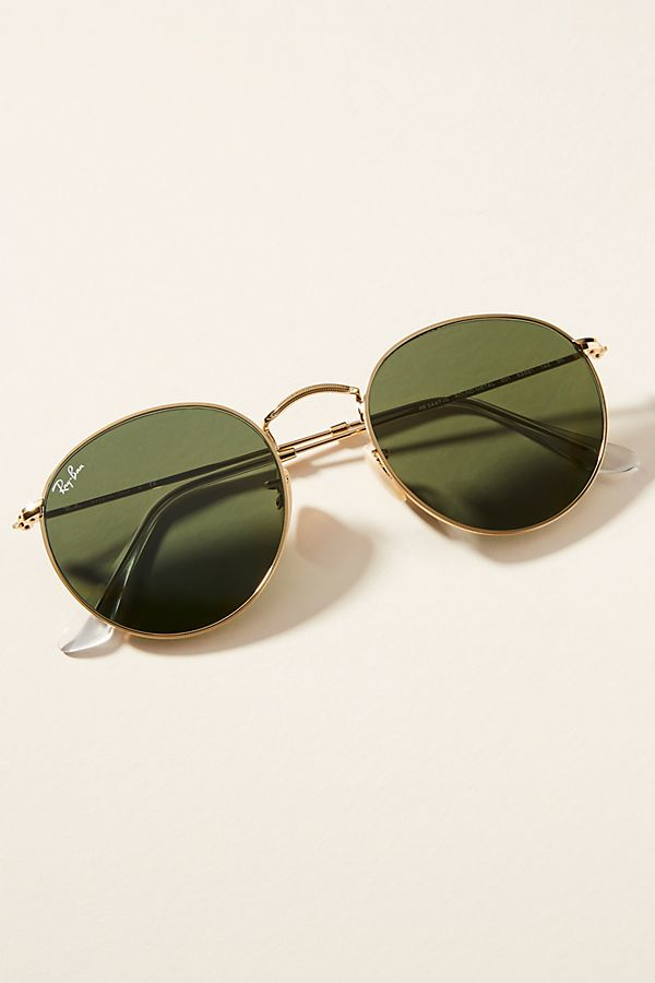 lunette soleil ronde ray ban