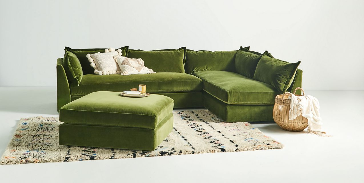 Denver L-Shaped Sectional