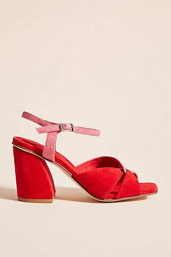 c38355be35f Jeffrey Campbell Antique Heeled Sandals