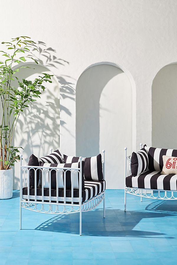 Slide View: 1: Parker Indoor/Outdoor Chair