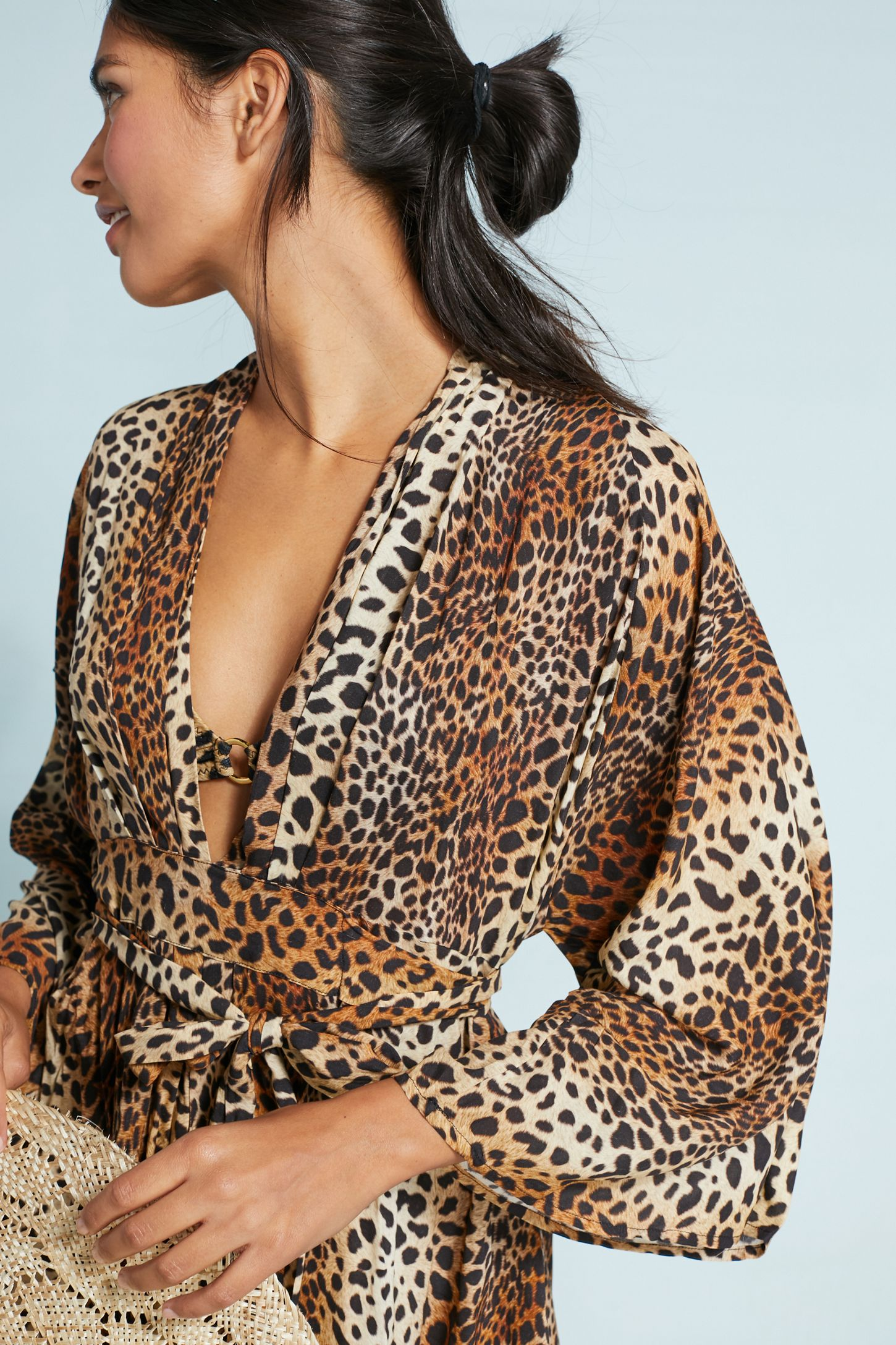 3e48ca9ca1f6 Melissa Odabash Eloise Cover-Up Robe | Anthropologie