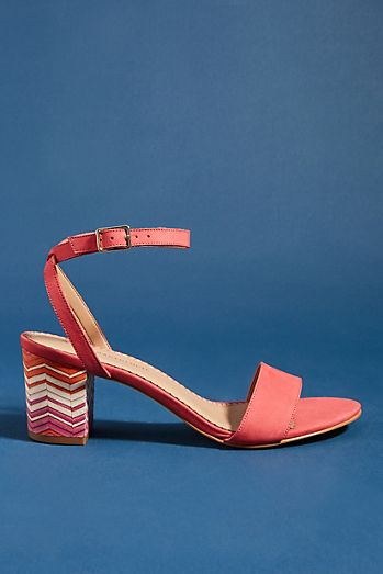 c2098398097 Anthropologie Tia Heeled Sandals