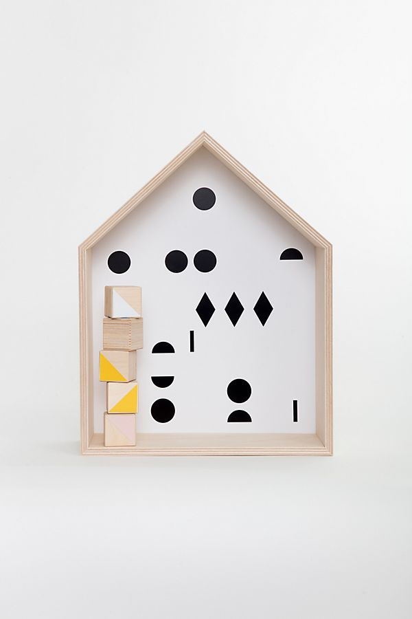 Slide View: 1: Gautier Studio House Shelf