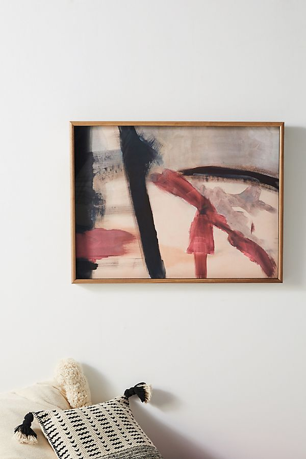 Slide View: 1: Pavlova Wall Art