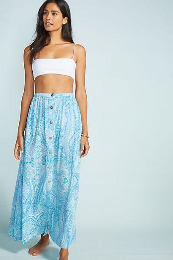 b619c85cc7df Melissa Odabash Eloise Cover-Up Robe. $334.00. Melissa Odabash Paisley Skirt