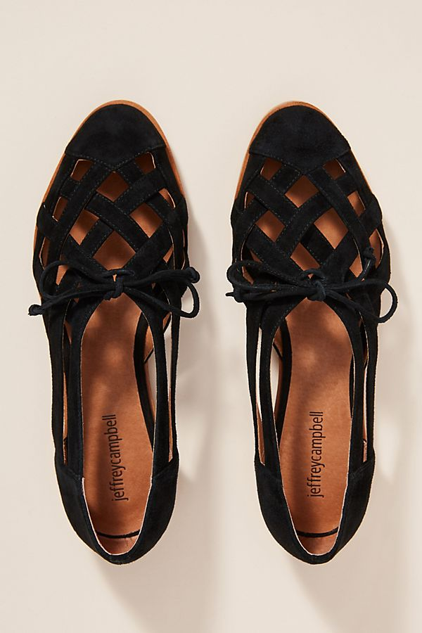 d182011b3c0 Jeffrey Campbell Canela City Flats | Anthropologie