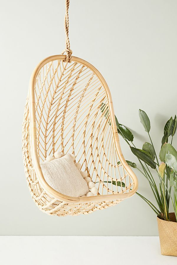 Slide View: 1: Nest Hanging Chair