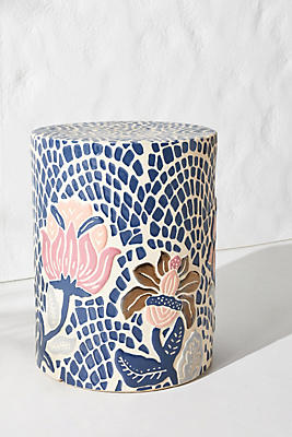 Mosaic Stool by Anthropologie