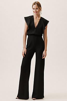 Brady Jumpsuit by Ml Monique Lhuillier