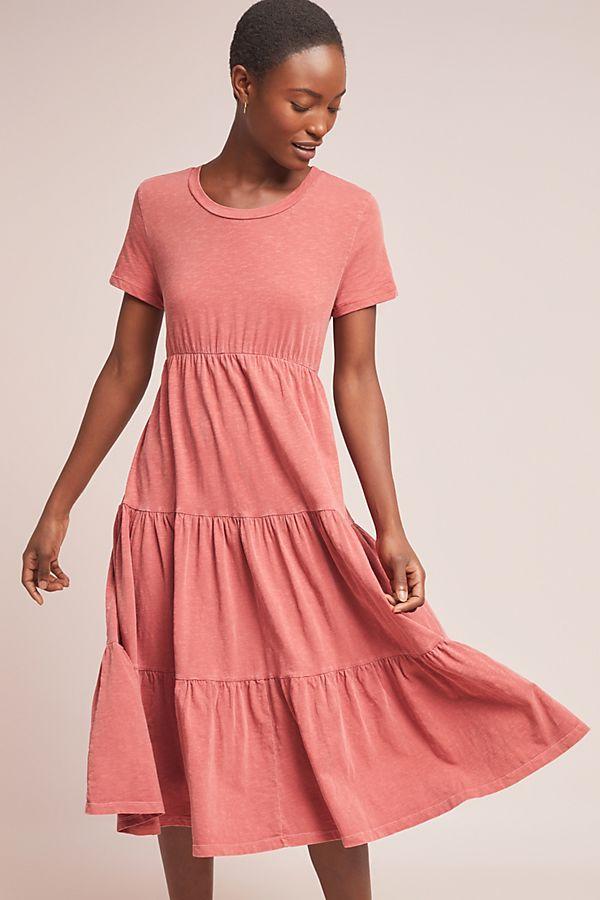 575e6a7ccaf07 Sundry Peasant Midi Dress | Anthropologie
