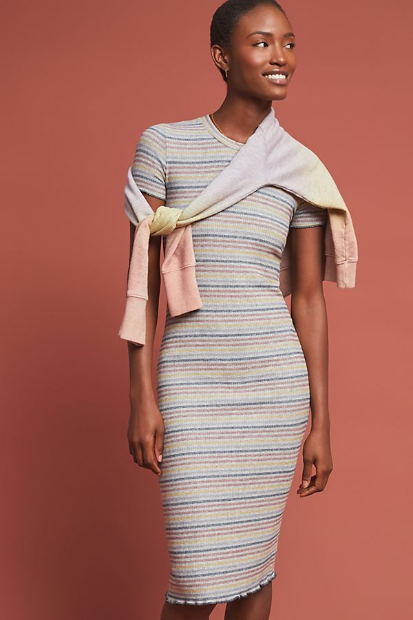 9d52530ced1e Slide View  1  Sundry Midi Tee Dress