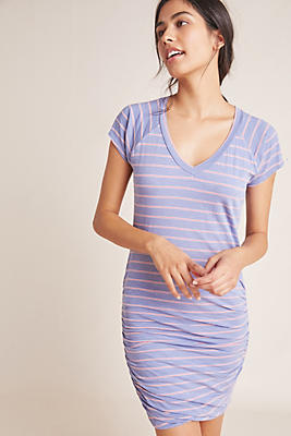 Slide View: 1: Sundry Striped Dress
