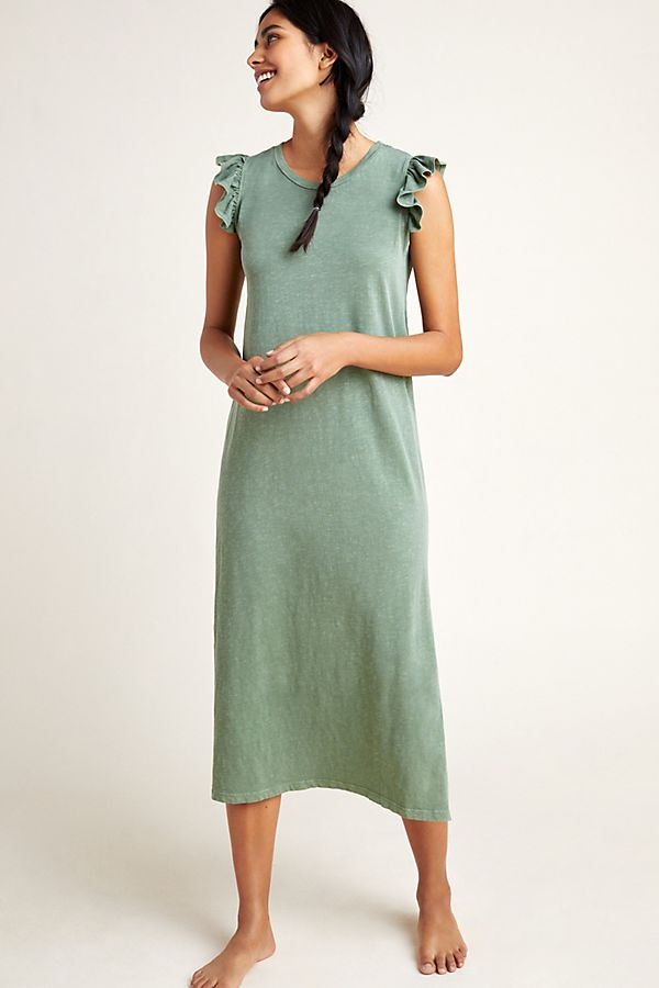 Slide View: 1: Sundry Ayana Midi Dress