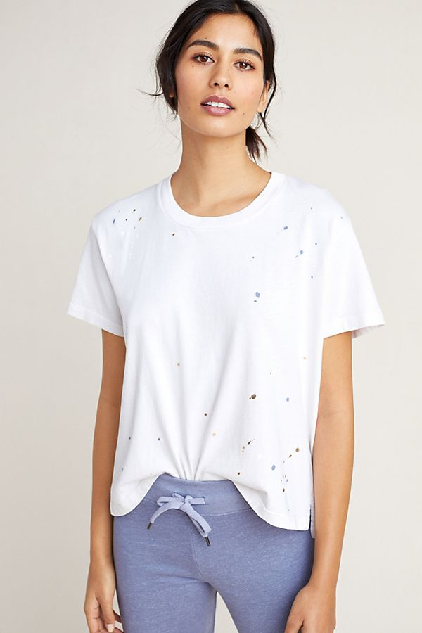 Slide View: 1: Sundry Paint Splatter Tee