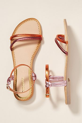 4a61a61ad Gioseppo Double-Strapped Sandals