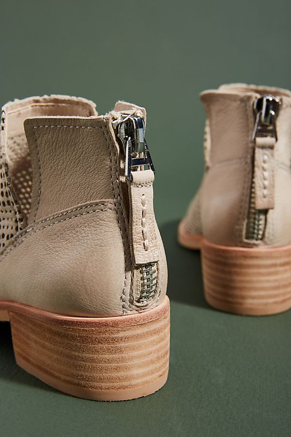 fd42ce7c359d Slide View  4  Dolce Vita Tommi Perforated Suede Booties