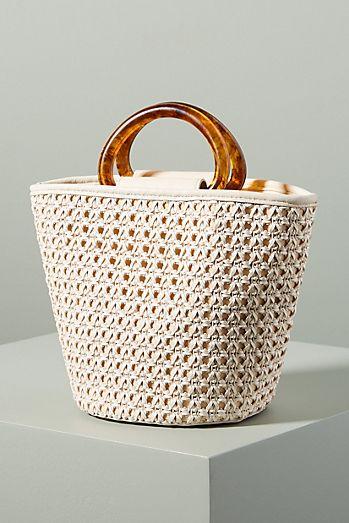 Westlyn Woven Bucket Bag cc1e2699eff47