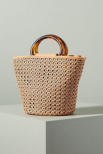 17da1bdba3bc Westlyn Woven Bucket Bag