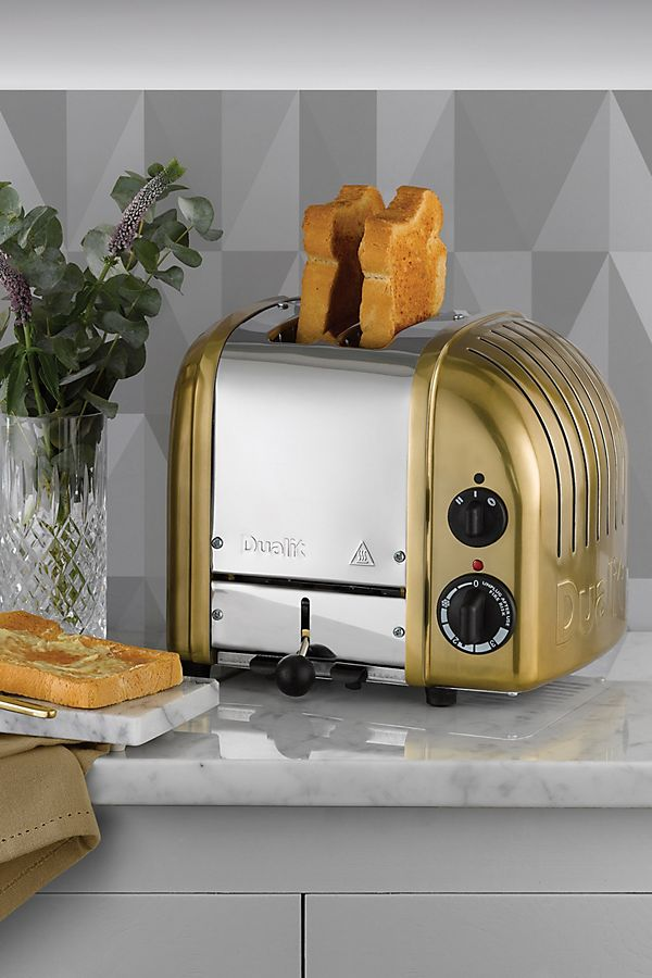 Slide View: 2: Dualit 2-Slice NewGen Toaster