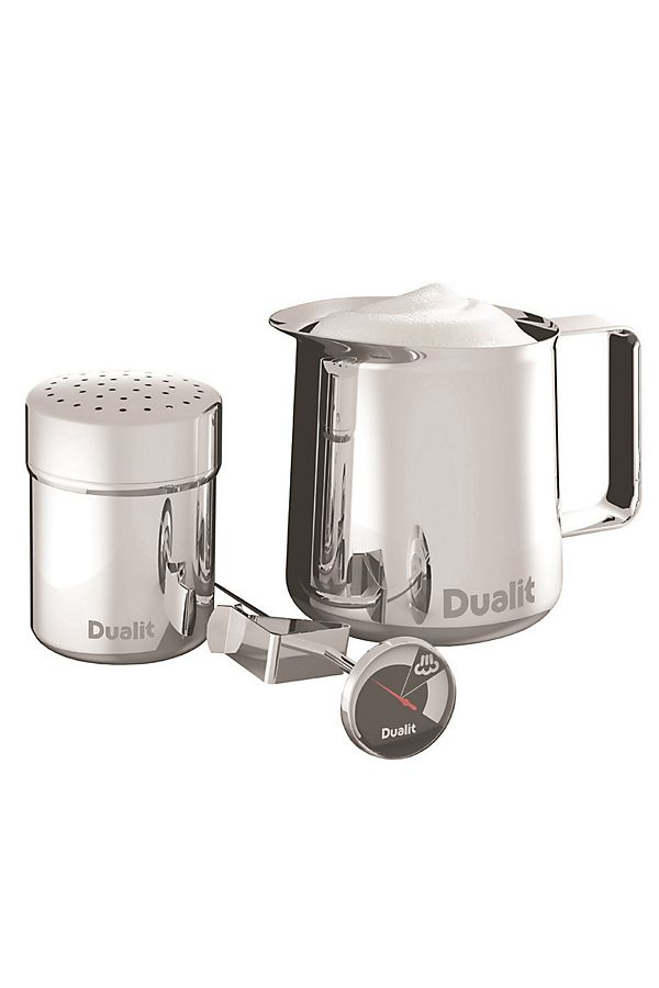 Slide View: 1: Dualit Barista Coffee Kit