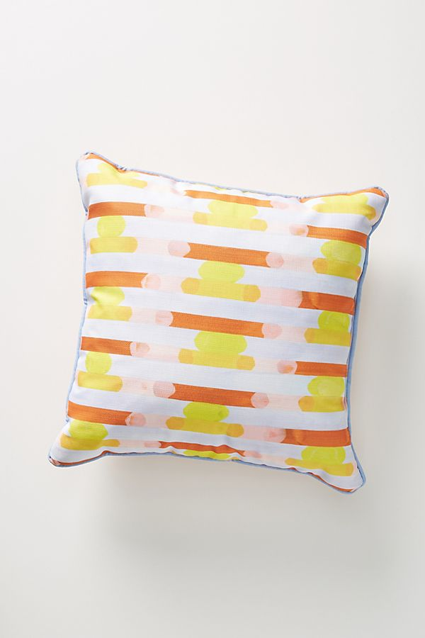 Slide View: 1: Elspeth Indoor/Outdoor Pillow