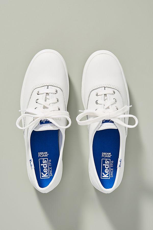 fefe2697ecbe4 Slide View  1  Keds Triple Kick Leather Sneakers